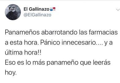 El humor del panameño ante el coronavirus